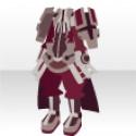 聖騎士の鎧 レッド