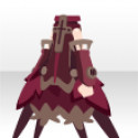 聖女のドレス レッド