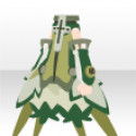 聖女のドレス グリーン