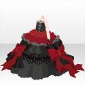 ピュアローズウェディングドレス(PS限定)