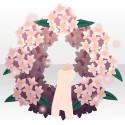 阿魂永遠の妖香沈丁花 薄紅(イベント限定)