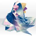 蝋燭堂の人魚の着物A 青