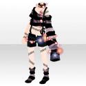 ポゼッションデビルボーイスタイルA ブラック