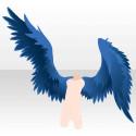 セメンテリアの翼 ブルー