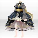 茶器のドレスA 黒