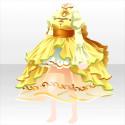 茶器のドレスB 黄