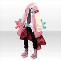 ロックン・ポップボーイスタイルB ピンク