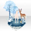 アルフヘイムの動物たち ブルー