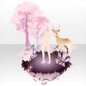 アルフヘイムの動物たち ピンク