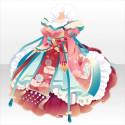 桃花仙女の舞装束B 桃