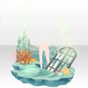 深海バプティスタのおとしもの グリーン