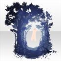 シャドウフォレストツリー ブルー